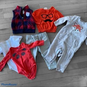 Baby boy Bundle | 6-9 months | EUC
